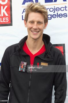 Actor Gabriel Mann attends the 29th Annual AIDS Walk LA on October 13, 2013 in West Hollywood, California.