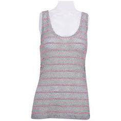 Camiseta Regata Mulher Elástica Lanikai - Feminina - Cinza/Rosa Desconto Centauro para Camiseta Regata Mulher Elástica Lanikai - Feminina - Cinza/Rosa por apenas R$ 59.42.