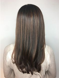 Rich and natural color with balayage