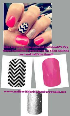 Say goodbye to nail polish!!
