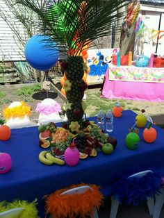 Rio the Movie / Tropical Fiesta Birthday Party Ideas | Photo 1 of 42 | Catch My Party