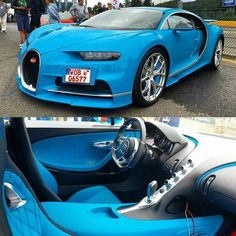 Outrageous is the only way to describe the Bugatti Veyron. The fastest production car in the world with a top speed of Wealthy Lifestyle, Bugatti Cars, Bugatti Chiron, Car In The World, Automotive Design, Hot Cars, Concept Cars, Super Cars, Automobile