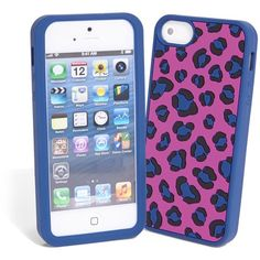 Vera Bradley Soft Frame Case for iPhone 5 in Leopard Spots ($21) ❤ liked on Polyvore featuring accessories, tech accessories, phone cases, iphone cases, leopard spots, online clearance, sale, print iphone case, iphone soft case and polka dot iphone case