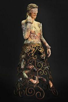 El Arte en la Vida: Susan Saladino - Escultora, Pintora Estadounidense
