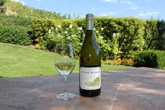 One of our favorite summer sun wines, Chenin Blanc + Viognier.
