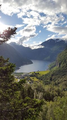 Geiranger,Norway Norway, My Photos, River, Mountains, Nature, Outdoor, Outdoors, Outdoor Games, Outdoor Living