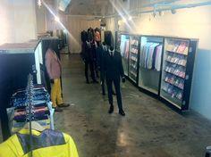 Suits, Shirts, and Ties... Oh my! #Mensfashion #Fashion #Fashiononthego #Indochino #Menswear