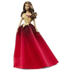 Barbie Collector 2016 Holiday Latina Doll
