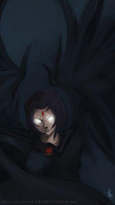 Wings of a Raven by ~Hardedge-Maelstrom on deviantART