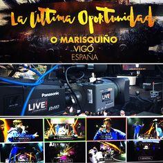Produccion audiovisual @LiveAV_Stream de #batalladellosgallos #elultimohombre #omarisquiño @redbull_gallos #vigo #galiciacalidade #ruido