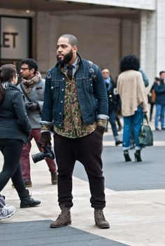 Casual Plus Size Outfit For Handsome Man 18 Chubby Men Fashion, Mens Plus Size Fashion, Big Men Fashion, Fashion Outfits, Plus Size Men, Moda Plus Size, Latex Fashion, Casual Plus Size Outfits, Big And Tall Style