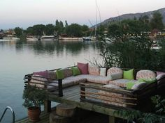 Hotel Happy Caretta in Dalyan, Turkey - Lonely Planet Outdoor Seating, Outdoor Camping, Outdoor Decor, Yellowstone National Park, National Parks, Alaska Travel, Alaska Cruise, Garden Projects, Garden Ideas