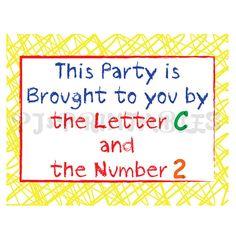 Elmo's World Letter/ Sesame Street Inspired by PJsPrintables