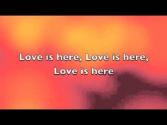 Love is Here by Royal Tailor -Lyrics