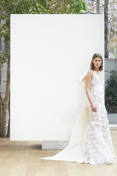 Best of Bridal Week: Oscar de la Renta Wedding Dress Collection 2018