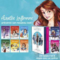 Série Aurelie Laflamme Books, Baby Born, Livros, Book, Livres, Libros, Libri