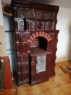 Home Fireplace, Home Remodeling, Piece, Wood, House, Home Decor, Decoration Home, Woodwind Instrument, Home
