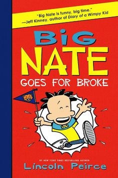 big nate book - Google Search