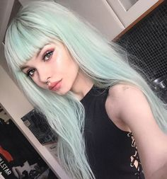 14 Pastel Hair Colors That Will Make You Consider Dying Your Hair Hair 14 Pastel Hair Colors That Will Make You Consider Dying Your Hair Pastel Green Hair, Rose Pastel, Pastel Hair Colors, Pastel Style, Dyed Hair Pastel, Dying Your Hair, Dye My Hair, Hair Dying Ideas, Aesthetic Hair