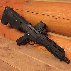 Desert Tech MDR in .308 @beardedguy Buffalo Tactical www.Buffalofirearms.com…