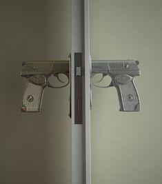 Knock Knock…15+ strange and unusual door knobs
