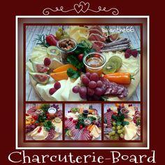 'Charcuterie-Board'