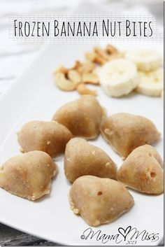 Frozen Banana Nut Bites | 9 Frozen Banana Recipes To Channel Your Inner Bluth