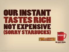 creatividads | The Ad Wars: 35 ejemplos de publicidad creativa contra la competencia