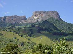 Pedra do Baú - São Bento do Sapucaí, SP / (mas a pedra está no município de Pindamonhangaba)