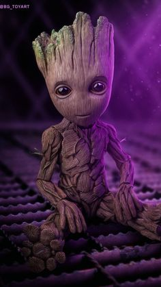 Searching For Groot Wallpaper? Here you can find the Cute Groot Wallpapers For mobile, desktop, android cell phone, and IOS iPhone. Marvel Comics, Marvel Art, Marvel Heroes, Marvel Avengers, Baby Groot, Wallpaper Iphone Cute, Cartoon Wallpaper, Photo Wallpaper, Galaxy Wallpaper