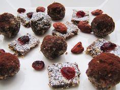 Gluteenittomat taateli- ja viikunaherkut / Kipparin morsian