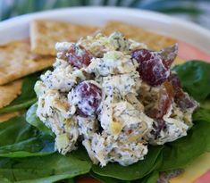 Trisha Yearwood's Chicken Poppy Seed Salad