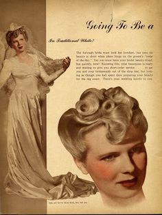 Beauty is a thing of the past: Wedding Hair. Great website for setting patterns