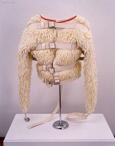 Straightjacket Fashion thanks to Howard Chapman