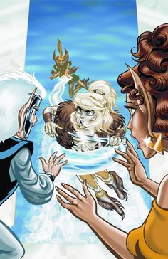 ELFQUEST: THE DISCOVERY #3