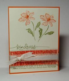 F4A74, Deux Flowers by Missro - Cards and Paper Crafts at Splitcoaststampers