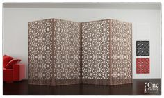 ANKARA SCREEN PANEL Islamic geometry arabesques patterns file