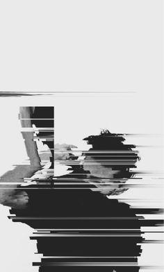 me mine Black and White depression simplicity minimalism minimal minimalist simple glitch minimalistic Graphisches Design, Game Design, Design Graphique, Art Graphique, Photoshop, Wallpaper Floor, Illustrator, Design Typography, Art Diy