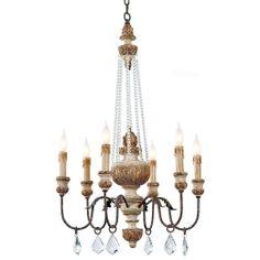 $1,123 Regina Andrew Lighting Parisian Crystal Chandelier