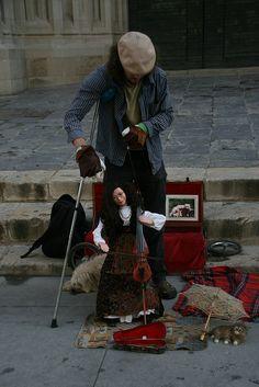 Marionette in Sevilla