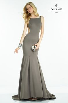 Claudine | Dress Style #2525 front of dress view