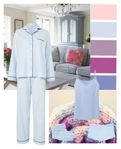 """""""Lazy Saturday Morning"""" by dezaval ❤ liked on Polyvore featuring CO, John Lewis, Muk Luks, Uniqlo and staycation"""