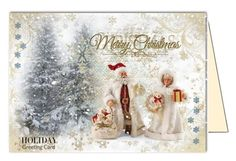 """Holiday Greeting Card"" by rasa-j ❤ liked on Polyvore featuring art, artset, holidaygreetingcard and PVStyleInsiders"