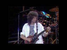 "Queen - "" Radio Ga Ga "" ( Live At Wembley Stadium, Friday 11 July 1986 ).   FGYL MUSIC AND VIDEOS   Pinterest   Ga ga, Wembley stadium and Wembley F.C."