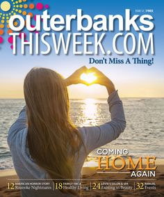 Outer Banks This Week Magazine  - Issue 12: Fall/Winter 2016/17