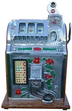 1920's Mills slot machine