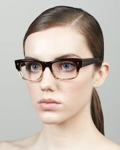 Oliver Peoples | Deacon Fashion Glasses