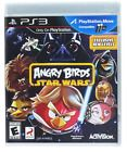 PS3 Games Angry Birds for Kids Boy Teen Adult Multiplayer Cool Family Action Fun