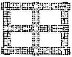 Königlicher Palast von Carseta, Erdgeschoss