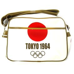 Olympic Games Tokyo 1964 Retro Style Shoulder Bag